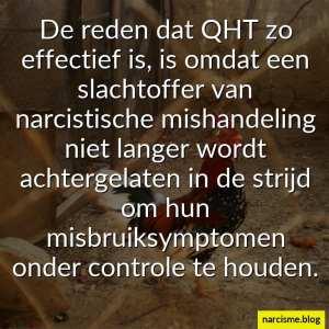 qht is effectief