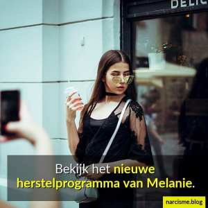 bekijk het nieuwe herstelprogramma van Melanie, quantum healing techniek