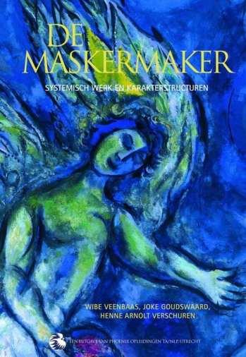 cover boek de maskermaker