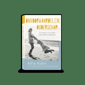 hoe voelt ptss onvoorwaardelijk ouderschap Alfie Kohn cover boek