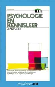 cover boek psychologie en kennisleer