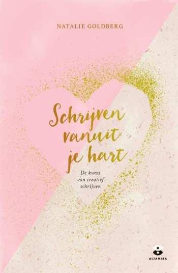 cover boek schrijven vanuit je hart