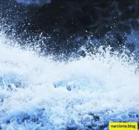 opspattend water: Het beste van liefde validatie en eigenwaarde vind je niet bij een narcist.