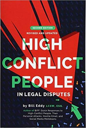 High conflict people cover boek