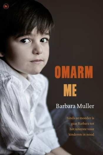 cover boek omarm me
