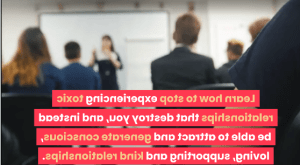 in de klas voor narcisme.blog