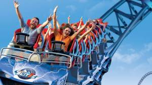 op de roller coaster voor narcisme.blog