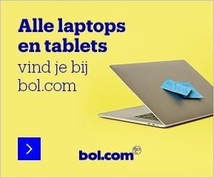 Alle laptops en tablets vind je bij bol.com, shoppingtrip beginnen op narcisme.blog