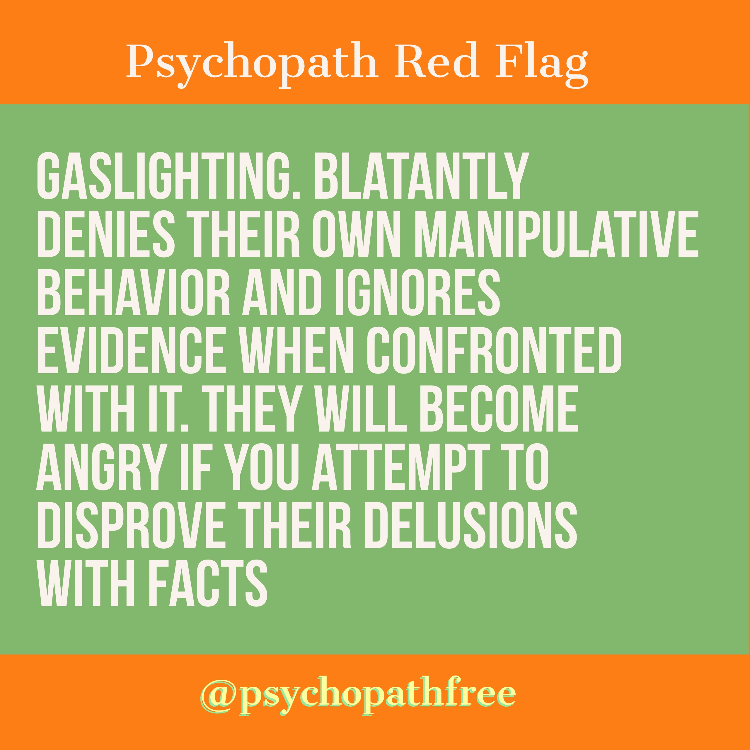 gay dating red flags psychopath