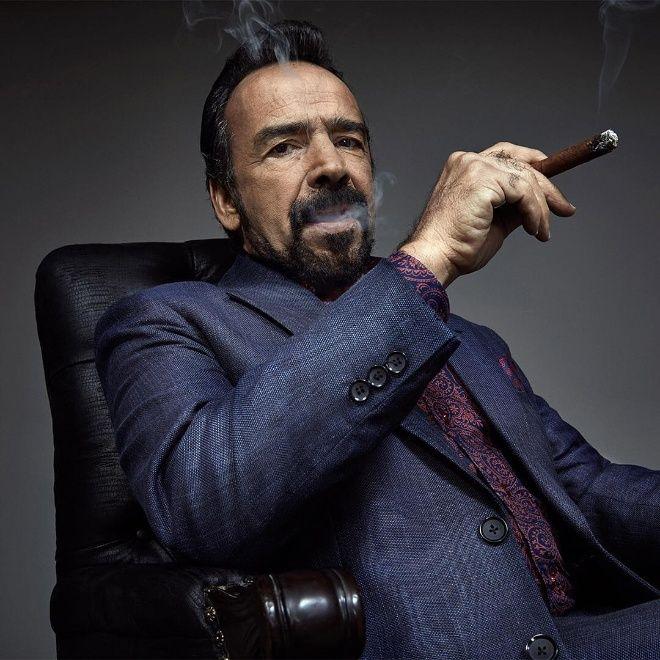 ヒルベルト・ロドリゲス(Gilberto Rodríguez Orejuela)俳優:ダミアン・アルカザール(Damián Alcázar)