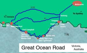 great-ocean-road-map