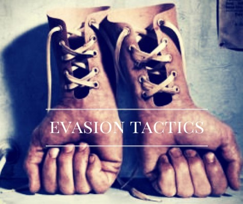 Evasion Tactics   Knowing the Narcissist