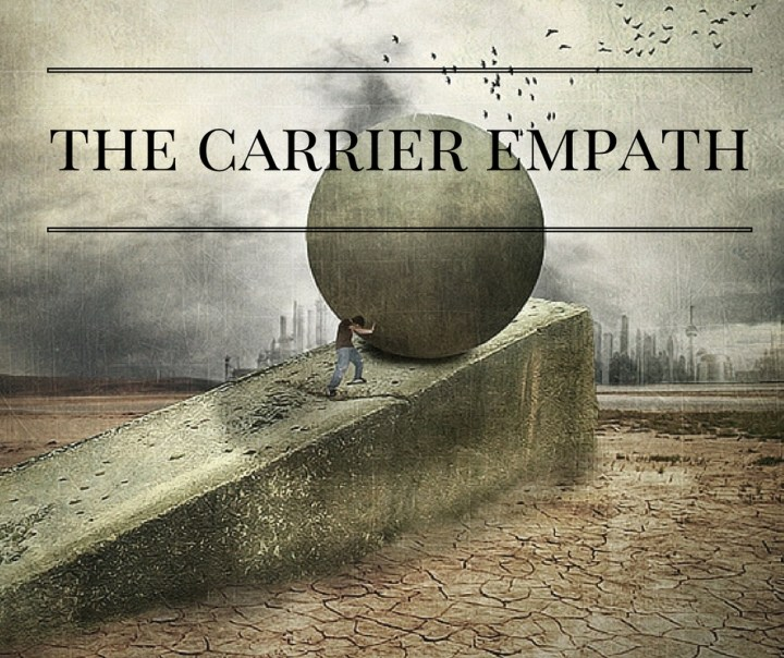 The Carrier Empath – Knowing the Narcissist : HG Tudor