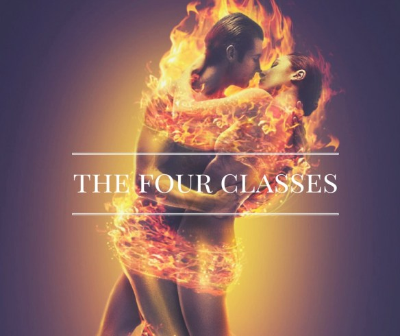 The Four Classes   Knowing the Narcissist : HG Tudor