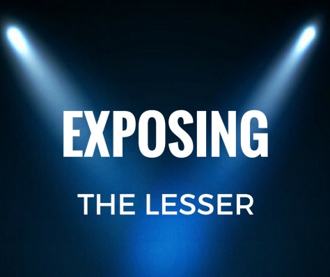 exposing