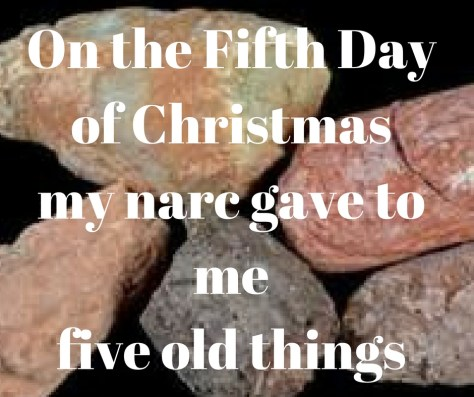 on-the-fifth-dayof-christmasmy-narc-gave-to-mefive-old-things