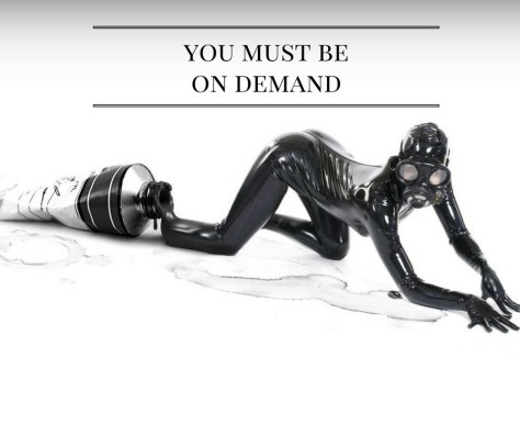 you-must-beon-demand