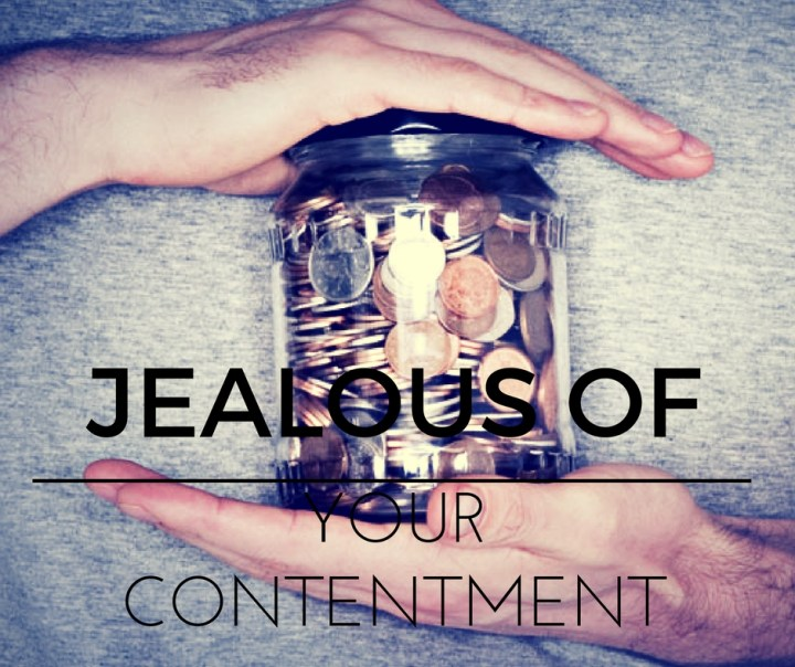 Jealous of Your Contentment – Knowing the Narcissist : HG Tudor
