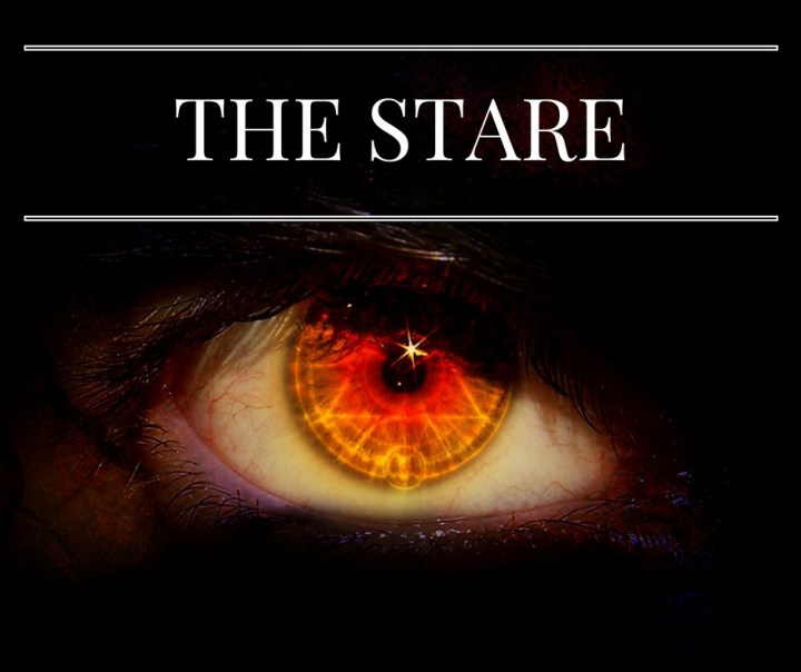 The Stare – Knowing the Narcissist : HG Tudor
