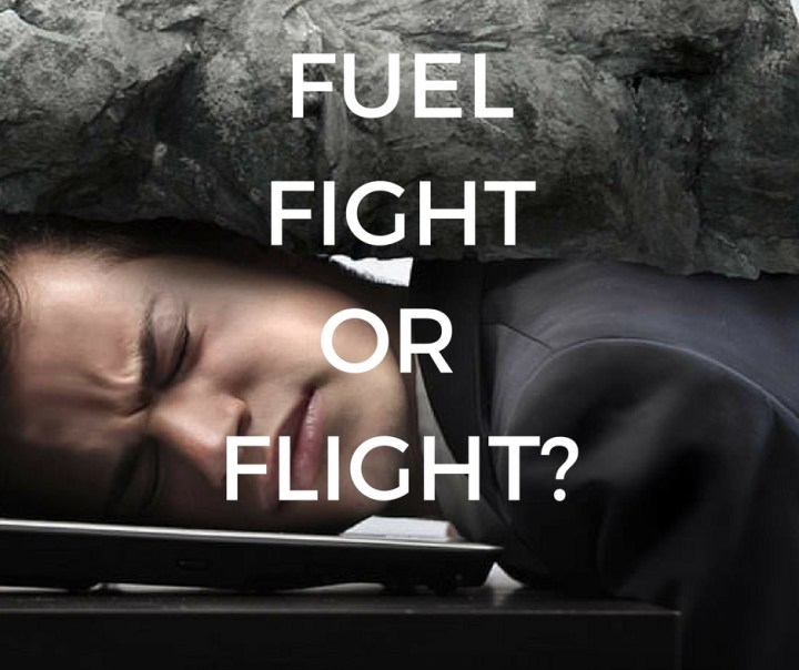 FUELFIGHTOR FLIGHT?