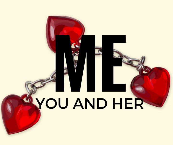 Me, You and Her – Knowing the Narcissist : HG Tudor