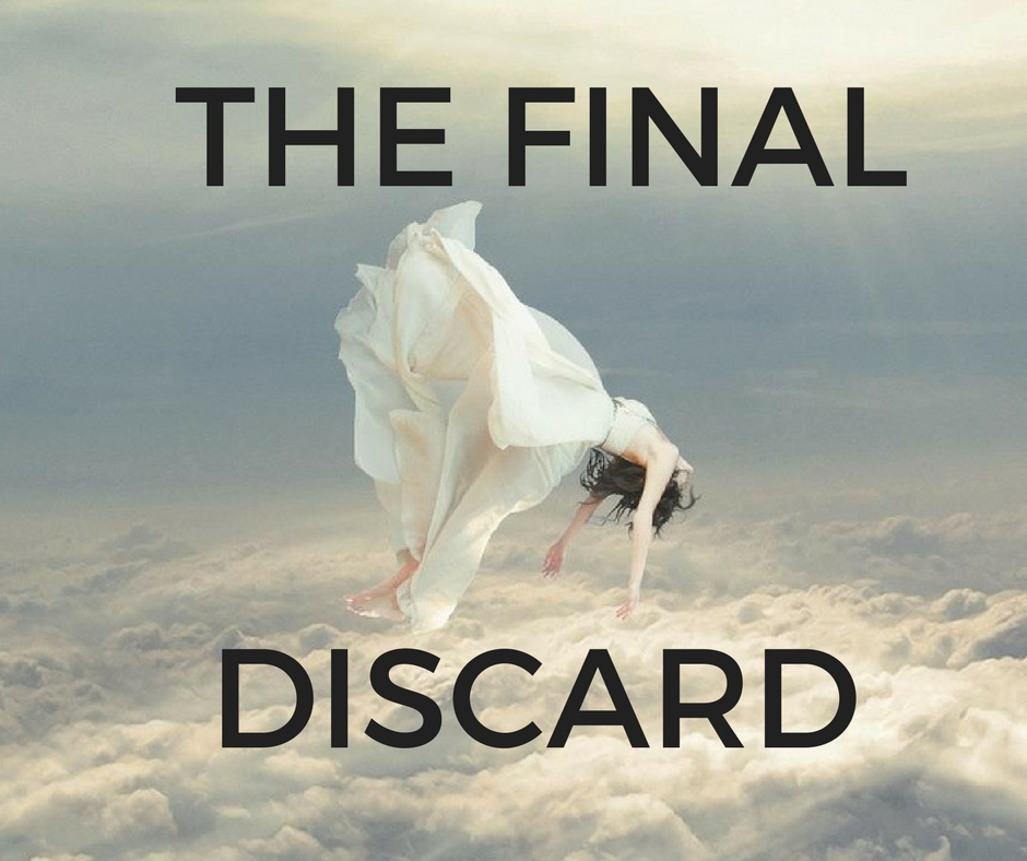 Narcissist final discard