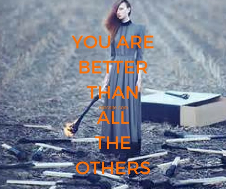 YOU AREBETTERTHANALL THE OTHERS