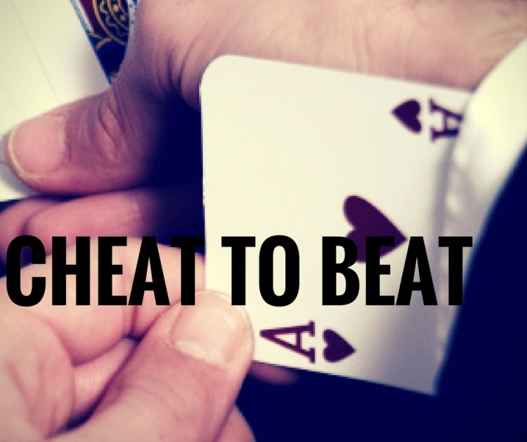 CHEAT TO BEAT