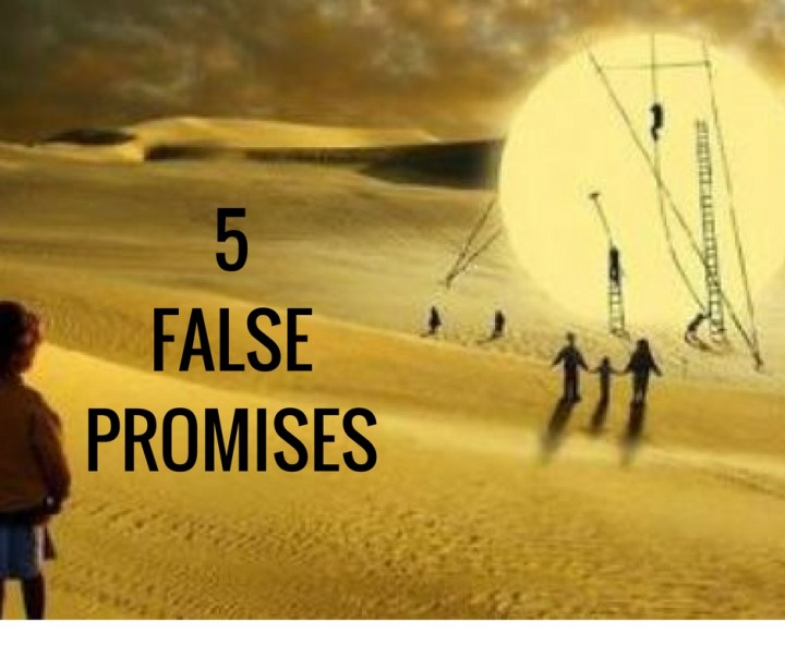 5 FALSEPROMISES