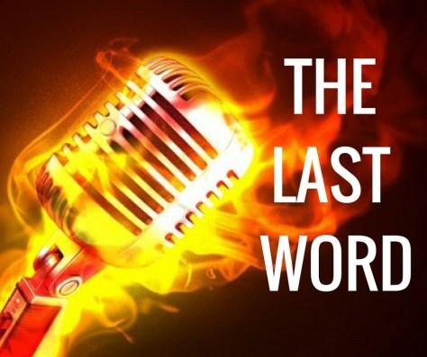 THE LAST WORD-2