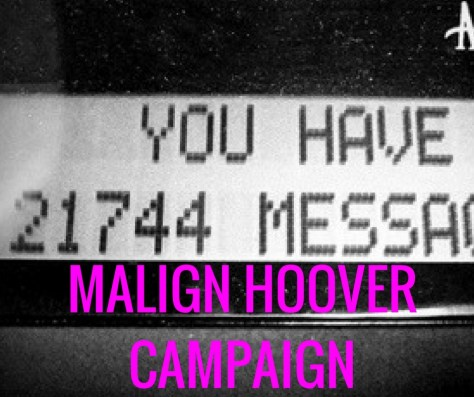 MALIGN HOOVER CAMPAIGN