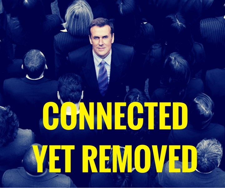 CONNECTEDYET REMOVED