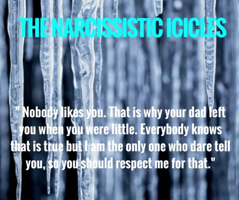 THE NARCISSISTIC ICICLES-4