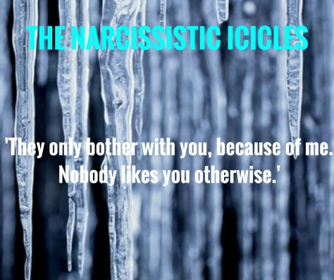 THE NARCISSISTIC ICICLES 9