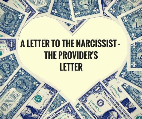 provider letter