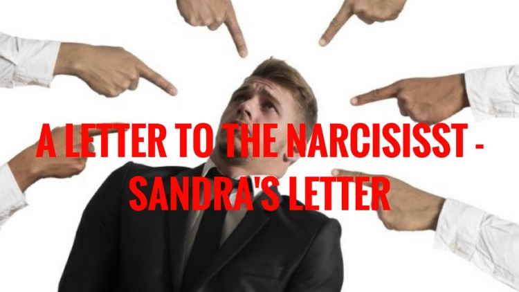 sandra letter
