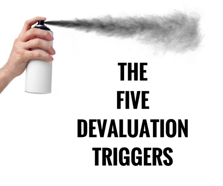 five devaluation