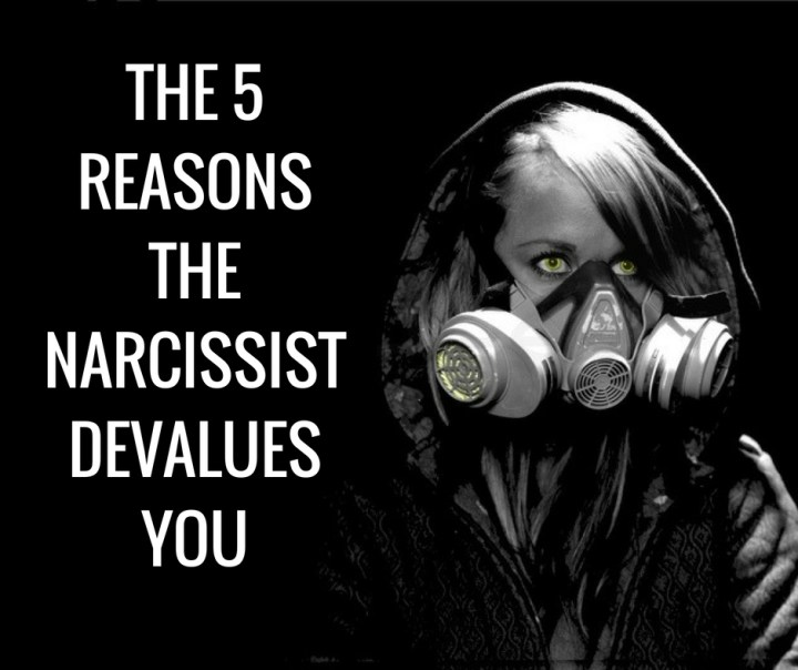 THE 5REASONSTHENARCISSISTDEVALUESYOU
