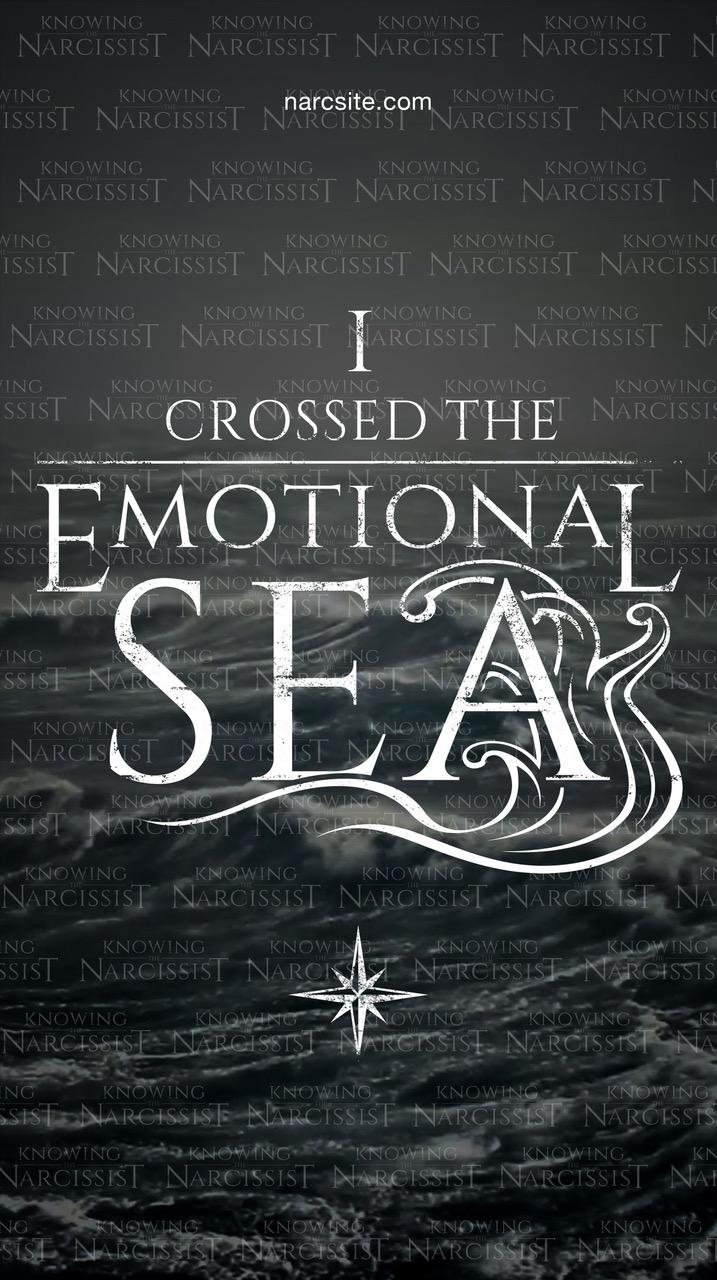 KTN I Crossed The Emotional Sea Phone Wallpaper proof 1