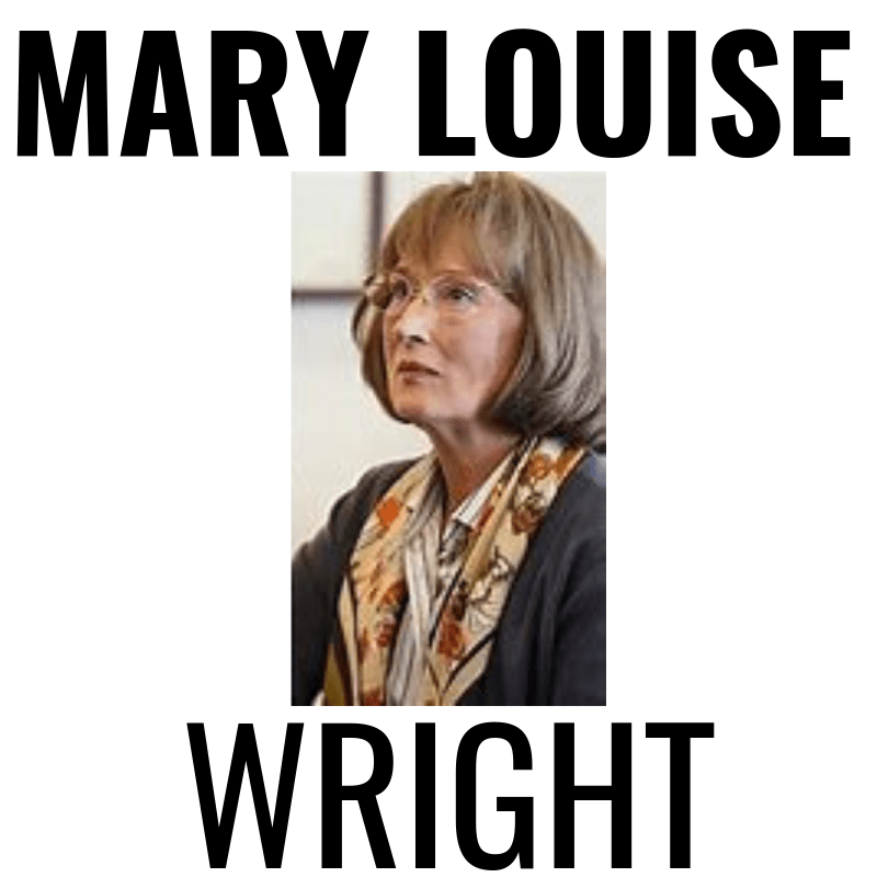 Big Little Lies : Mary Louise Wright – Knowing the Narcissist : HG Tudor