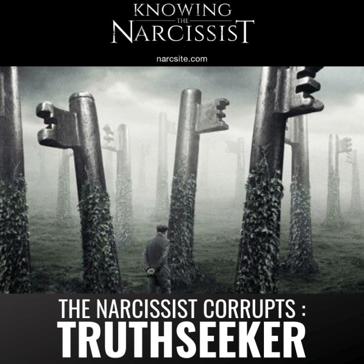 THE NARCISSIST CORRUPTS _