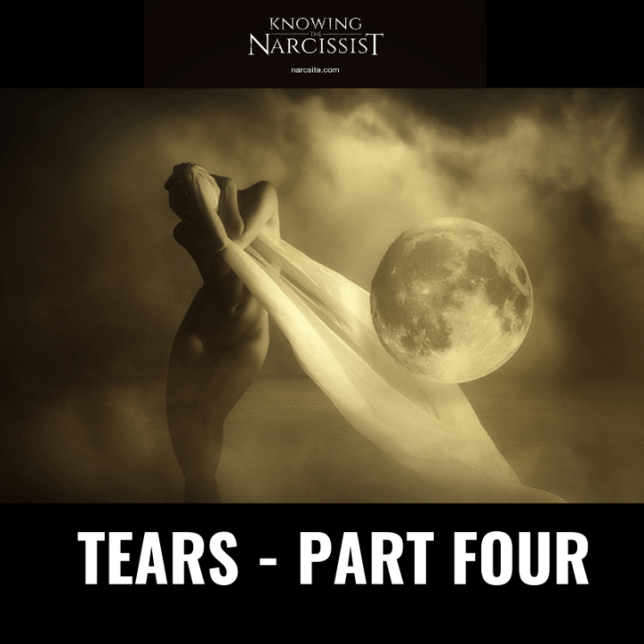The Narcissist´s Understanding and Use of Tears – Part Four