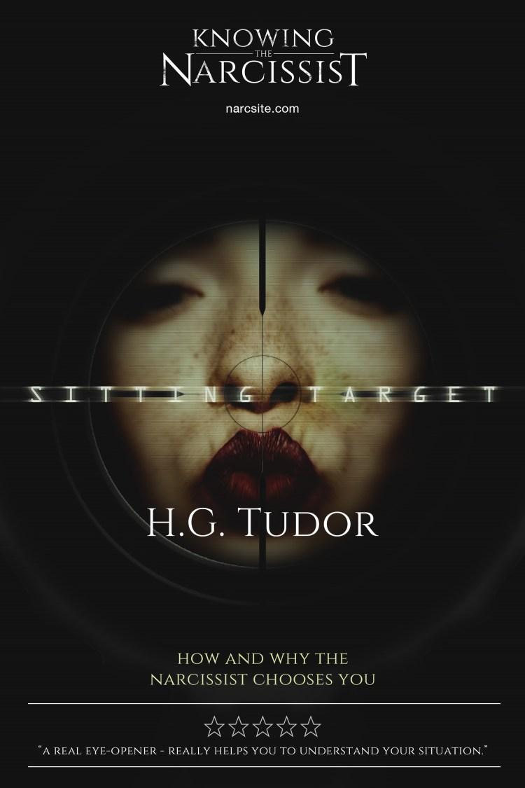 H.G Tudor - Sitting Target e-book cover