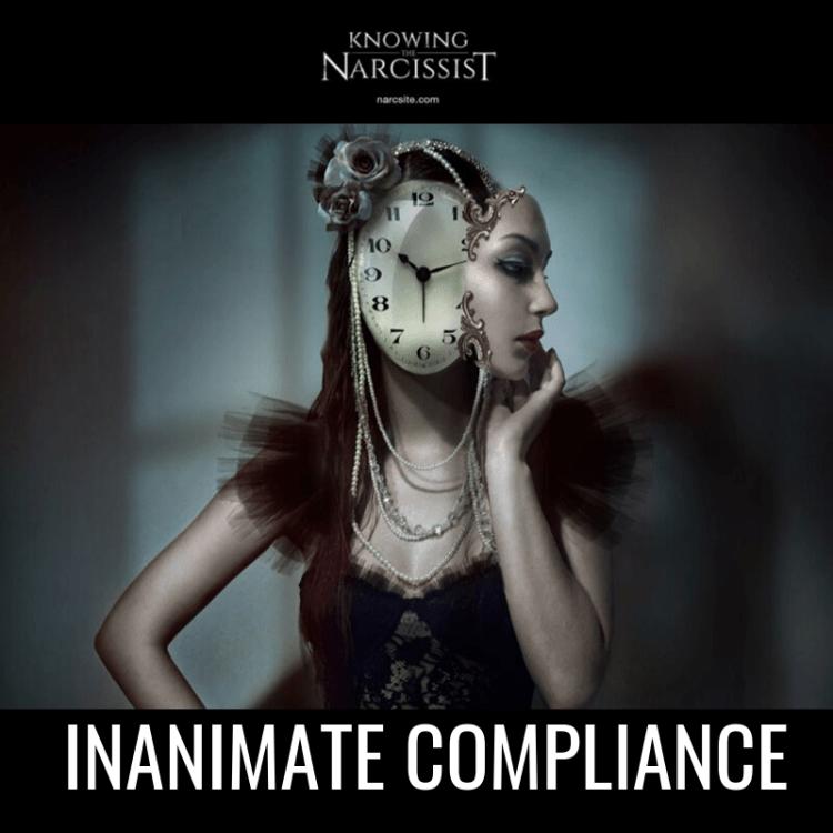 INANIMATE COMPLIANCE