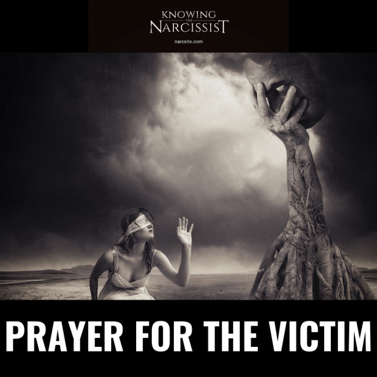 PRAYER FOR THE VICTIM