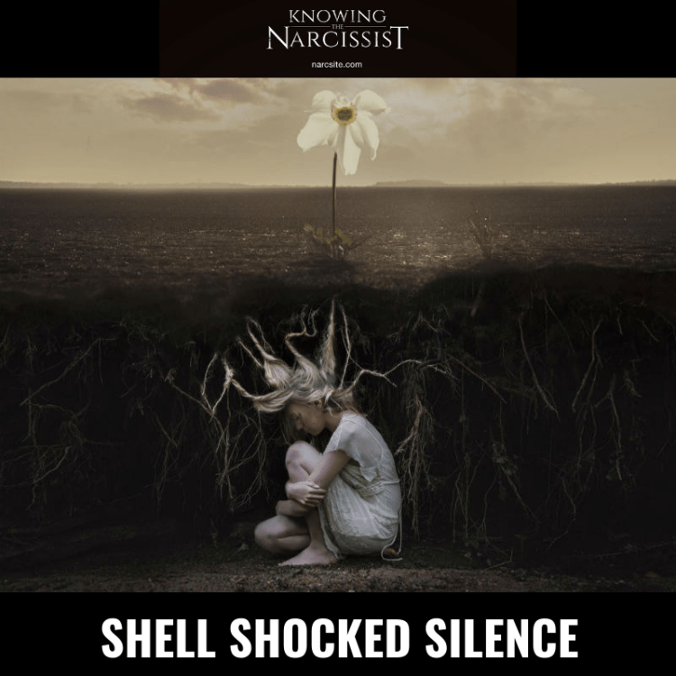 SHELL SHOCKED SILENCE