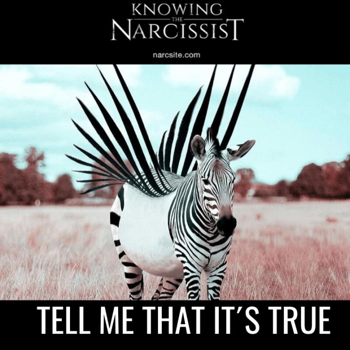 TELL ME THAT IT´S TRUE
