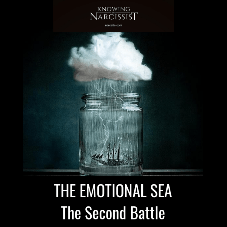 THE EMOTIONAL SEA The Second Battle