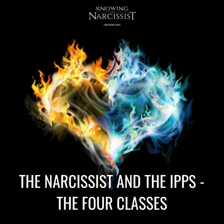 THE NARCISSIST AND THE IPPS - THE FOUR CLASSES