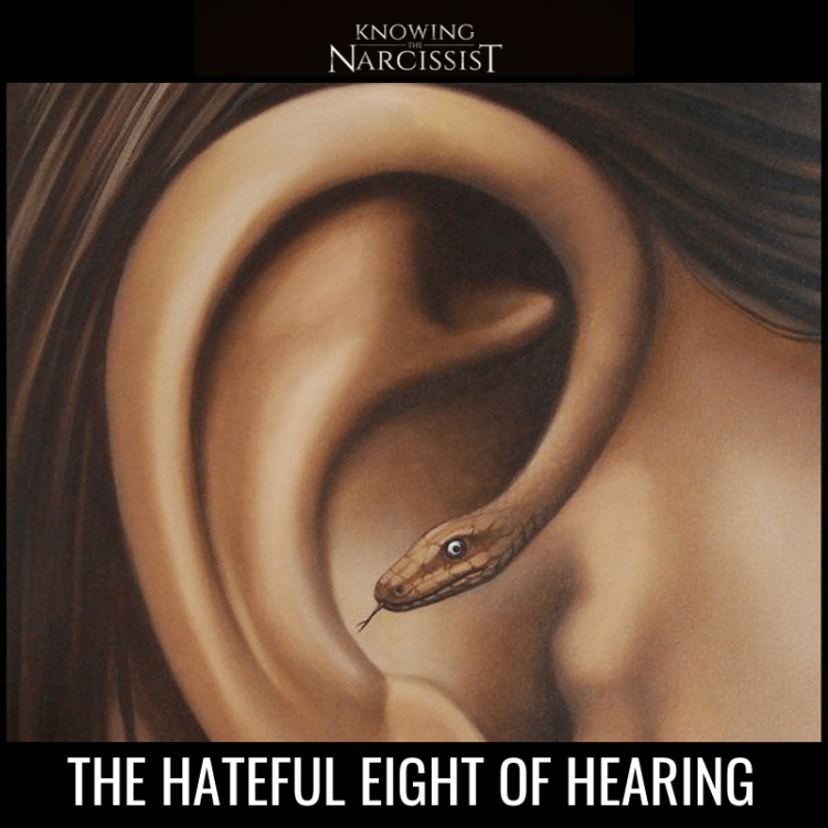 THE HATEFUL EIGHT OF HEARING